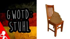 Today's #German word of the day can mean two things :) Watch the video and Germanize your mind!  #gwotd