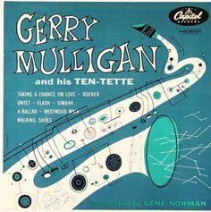 Various US labels (1) - jazz album covers