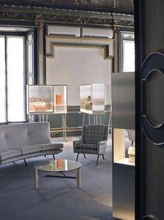 Zagliani showroom, Milan, 2013 - UdA