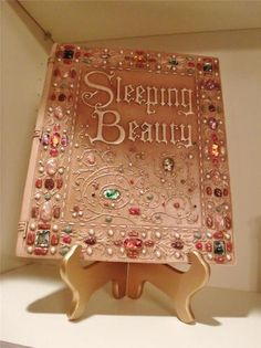 Sleeping Beauty prop book - for inspiration
