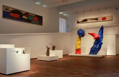 """Another great museum of Barcelona is the Foundation Miró. Just go up the """"Montjuic""""-Mountain and take a look yourself!"""