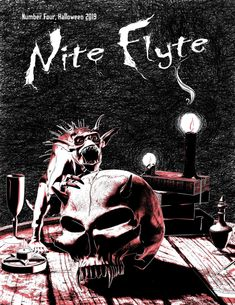 Nite Flyte 04 Cover by mmitchellhouston on DeviantArt