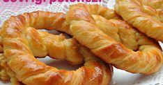 covrigi polonezi, reteta polonezi, reteta covrigi polonezi, covrigi polonezi reteta, polonezi Dessert Recipes, Desserts, Food Design, Shrimp, Gluten, Meat, Baking, Pizza, Nicu