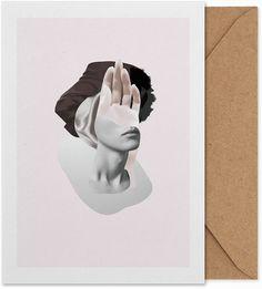 Salut 03 Art Card by Mariken Steen. Buy art card at https://paper-collective.com/product/salut-03-art-card/ #papercollective #design #artcard #card #postcard #artprint #print #poster #illustration #drawing # homedecor #decor #wallart