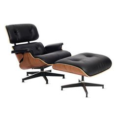 This decor-world heavyweight is an investment, no doubt, but the supreme comfort it provides and its chic style are unparalleled. This set's curved wood structure has roots in mid-century design, and the pristine leather upholstery make it both a coveted designer statement piece and versatile decor chameleon.