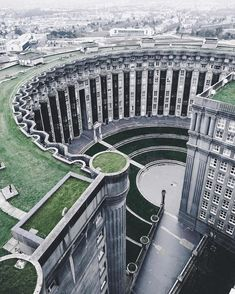 Les Espaces d'Abraxas in Noisy-le-Grand, France   17 Real Places That Are Probably Portals To The Wizarding World