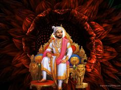 Shivaji paid personal attention to building, training and disciplining his forces 3d Desktop Wallpaper, Full Hd Wallpaper Download, Hd Wallpapers For Laptop, Hd Wallpapers 1080p, Shiva Wallpaper, Mobile Wallpaper, Ganesha Story, Seven Horses Painting, Ganesh Photo