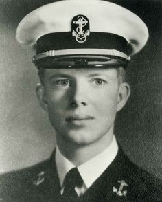 """James Earl """"Jimmy"""" Carter, Jr. (born 1924) was admitted to the Naval Academy in 1943. From 1946 to 1953, he served deployments in the Atlantic & Pacific fleets. Promoted to a full lieutenant, he completed qualification for command of a diesel-electric submarine. Carter served two terms as a Georgia State Senator & one as the Governor of Georgia, from 1971 to 1975. He served as the 39th President of the U.S. from 1977 to 1981. He was awarded the 2002 Nobel Peace Prize."""