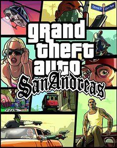 Grand Theft Auto: San Andreas (2004)