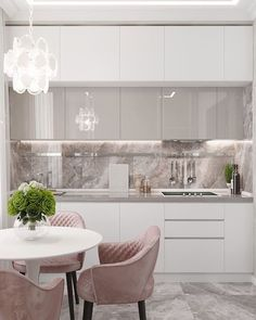 modern kitchen colorful cabinet cupboard design ideas wood cabinets white neutral beige shop room ideas gold modern contemporary small space 20 Inspiring Kitchen Cabinet Colors and Ideas That Will Blow You Away Luxury Kitchen Design, Kitchen Room Design, Home Decor Kitchen, Interior Design Kitchen, Kitchen Ideas, Kitchen Modern, Kitchen White, Modern Kitchen Designs, Interior Design Ideas For Small Spaces
