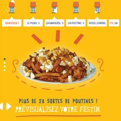 La Banquise  The best poutine in town !