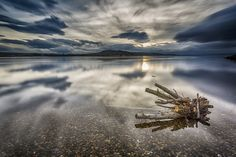 Beauly Reflections by Kathy Donoghue on 500px