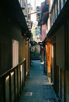 alley Japan