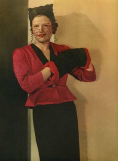 Modèle Elsa SCHIAPARELLI superbe héliogravure au grain couleur E. SCAÏONI 1938 in Art, antiquités, Art du XXème, contemporain, Photographies d'art | eBay