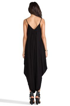 648725877a9e Indah Ivory All in One Jumpsuit in Black