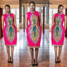 Short Gown Ankara Style for Beautiful Ladies - DeZango Fashion Zone