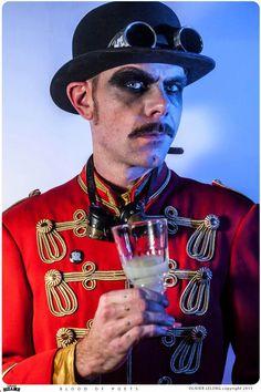 Absinthe Bizarre Launch 2013 in Zurich.  #absinthe #burlesque #sexy #circus #original #zurich