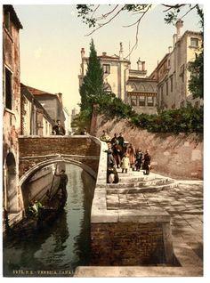 Venice, Italy 1890