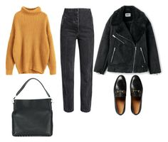 """""""fall colors"""" by oksankilc on Polyvore featuring The Row, Gucci and Alexander Wang"""