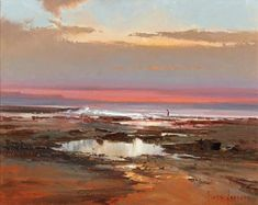 Evening Reflections Ivars Jansons (1939-.) Australia
