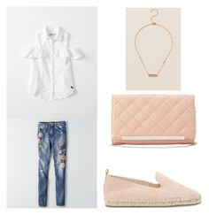 """""""Untitled #372"""" by eliz171 on Polyvore featuring Abercrombie & Fitch, American Eagle Outfitters, ALDO, Charlotte Russe and Francesca's"""