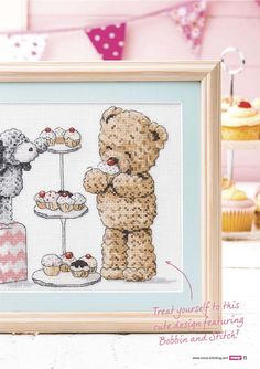 Cherry On Top From Cross Stitch Crazy N°218 August 2016 2 of 4