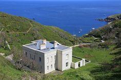 Millcombe House, Lundy Island.