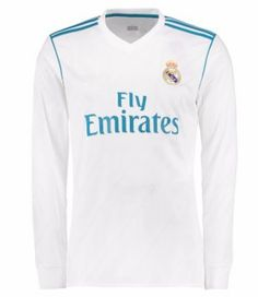 41f9dde46 2017 Cheap Jersey Real Madrid LS Home Replica Football Shirt 2017 Cheap Jersey  Real Madrid LS Home Replica Football Shirt