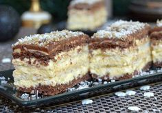 Najbolja od svih: Nenadmašna Rafaelo torta s jagodama Pastry Recipes, Baking Recipes, Cookie Recipes, Dessert Recipes, Bosnian Recipes, Bulgarian Recipes, Croation Recipes, Rodjendanske Torte, Kolaci I Torte