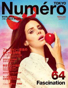 NUMÉRO TOKIO - Lana Del Rey