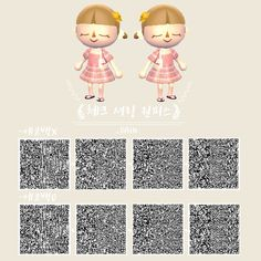 Animal Crossing 3ds, Animal Crossing Qr Codes Clothes, Ac New Leaf, Happy Home Designer, Cute Wallpapers, My Design, Coding, Kawaii, Videogames