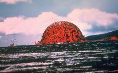 Dome Lava Fountain