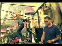 Afrojack, Dimitri Vegas, Like Mike and NERVO - The Way We See The World (Official Music Video) [HD] #Trance