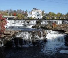 Almonte, Ontario, where fitness pioneer and sculptor Robert Tait McKenzie was born Ottawa Valley, Canadian Travel, O Canada, Small Towns, Ontario, My Photos, Hiking, Boutique, House Styles