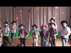 Osioł Stefan taniec w stylu Country dla dzieci - YouTube