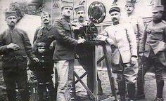 Кинематографска секција србске војске у Солуну 1917.године