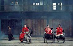 大陸攝影師孫郡,把現代女明星拍成了中國古畫,創意、技巧雙絕,嘆為觀止~-攝影集,中國的時尚 微信上的中國