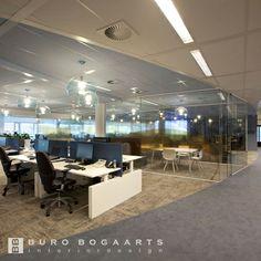 Buro Bogaarts Interiordesign - Hoofdkantoor  Alarmcentrale ANWB, Den Haag