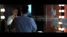 THE DIRECTORS SERIES is an educational/editorial non-profit collection of video and text essays exploring the works of contemporary and classic film directors by… Thomas Anderson, Sundance Kid, Film School, Classic Films, Film Director, Filmmaking, Editorial, Education, Learning