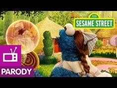 Cookie of Oz, A 'Sesame Street' Parody of the Classic 1939 Film 'The Wizard of Oz' Starring Cookie Monster