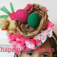 Notre chapeau de Pâques