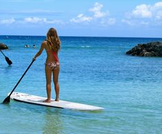 Bikini SUP.