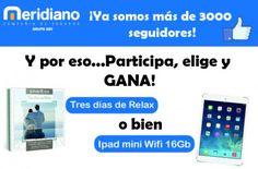 ¡Gana un Ipad Mini o Tres días de relax! https://basicfront.easypromosapp.com/p/180737?uid=629555904
