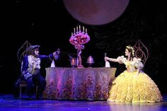 Four Little Monsters: Disney's Beauty and the Beast Broadway Musical, Hershey Theatre, Review