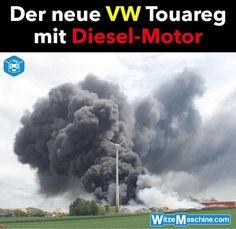 Der neue VW Touareg mit Dieselmotor - Lokomotive - Dieselgate