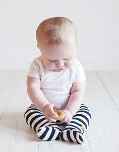 Baby + Stripes