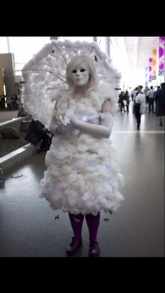 ALL HAIL THE GLOWCLOUD COSPLAY