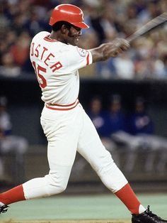 "SABR BioProject on Twitter: ""Who remembers the sweet swing of Big Red Machine's George Foster? He helped #reds to WS championships in '75-6; led the NL in RBIs 3 straight yrs (76-8); HRs twice. His '77 season (52-149-.320) earned him the NL MVP. Check out his @sabr bio https://t.co/ZkXzjcaeyt #RedsCountry… https://t.co/SdVHzzrOuQ"""