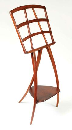 Learn how Wharton Esherick's iconic music stand inspired a movement.