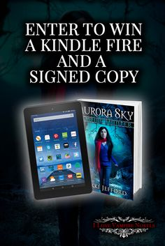 Win a Kindle Fire, Swag Packs & Signed Copies from Bestselling Author Nikki Jefford #Sweepstakes Ends 2/12.